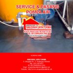 Pasang Pompa Air – 081336693844 (WA)