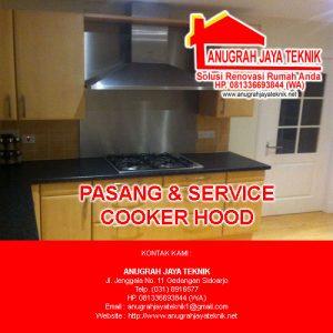 Service Cooker Hood- 081336693844 (WA)