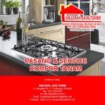 Pasang Kompor Tanam – 081336693844 (WA)