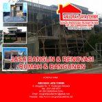 Renovasi & Bangun Rumah – 081336693844 (WA)