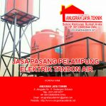 Pasang Pelampung Elektrik Tandon Air – 081336693844 (WA)